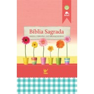 Bíblia NVI Brochura Capa Rosa