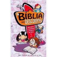 Bíblia das descobertas - capa rosa