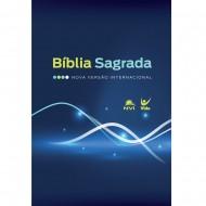 Biblia NVI Brochura Capa Azul