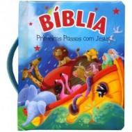 Bíblia Infantil azul
