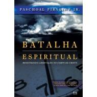 Batalha espiritual ministrando libertação no corpo de cristo